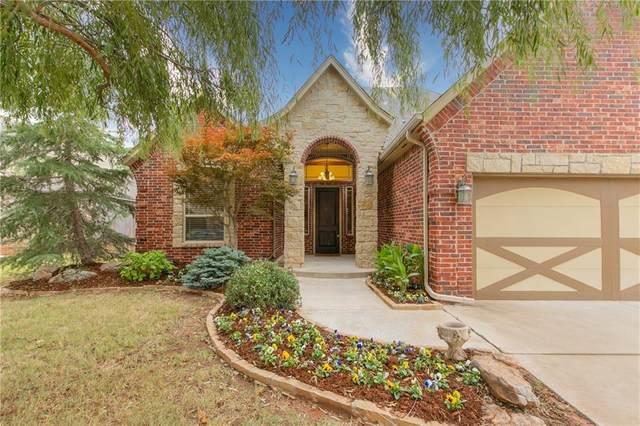 920 NW 194th Terrace, Edmond, OK 73012 (MLS #932539) :: Keri Gray Homes