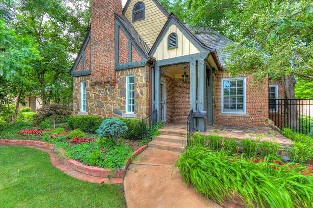 1121 Glenwood Avenue, Nichols Hills, OK 73116 (MLS #932548) :: Homestead & Co