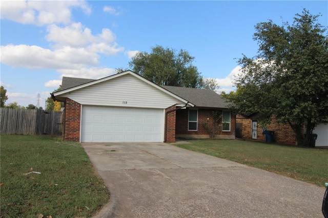 115 Windsor Way, Midwest City, OK 73110 (MLS #932550) :: Homestead & Co
