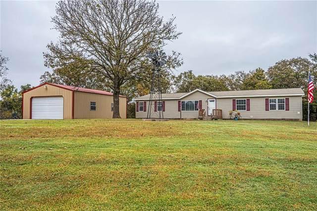 36379 E 113th Road, Seminole, OK 74868 (MLS #932560) :: Homestead & Co