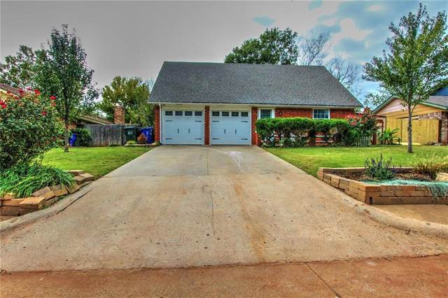2906 Willow Creek Drive, Norman, OK 73071 (MLS #932565) :: Your H.O.M.E. Team