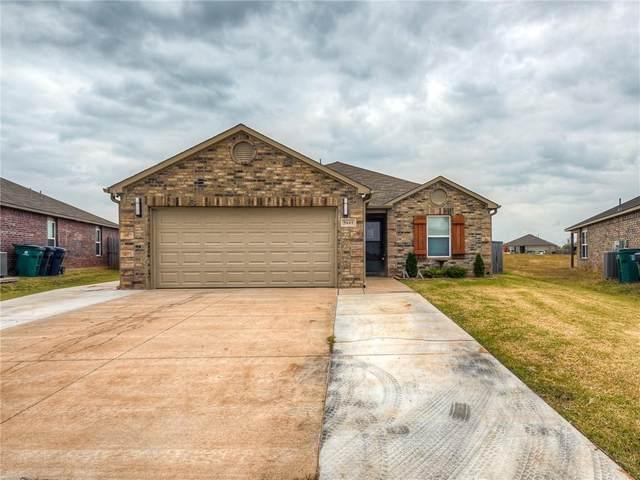 5641 Gadwall Road, Oklahoma City, OK 73179 (MLS #932574) :: Homestead & Co