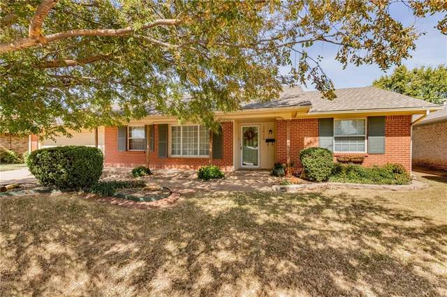 2529 NW 109th Street, Oklahoma City, OK 73120 (MLS #932578) :: The Oklahoma Real Estate Group