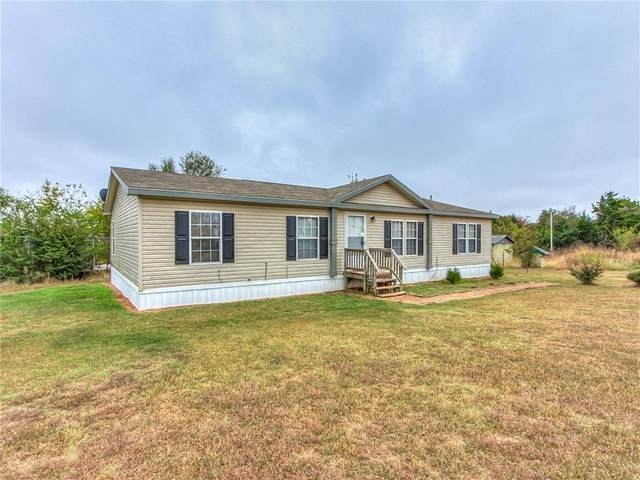 1288 S Academy Road, Guthrie, OK 73044 (MLS #932582) :: Homestead & Co
