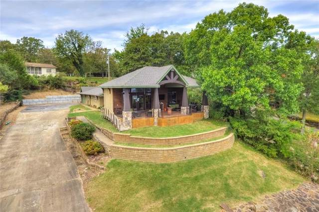 95950 Rock Cliff Road, Gore, OK 74435 (MLS #932585) :: The Oklahoma Real Estate Group