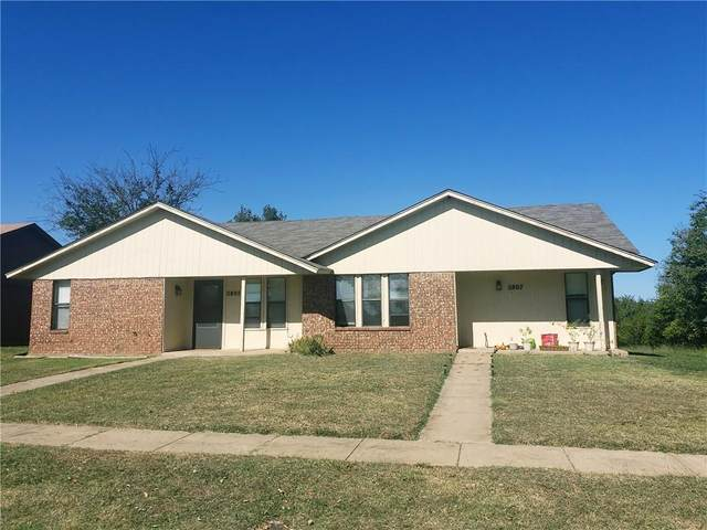 2805 Glen Oaks Drive, Norman, OK 73071 (MLS #932587) :: The Oklahoma Real Estate Group