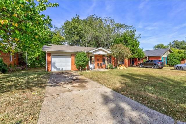 2429 NW 52nd Street, Oklahoma City, OK 73112 (MLS #932611) :: The Oklahoma Real Estate Group