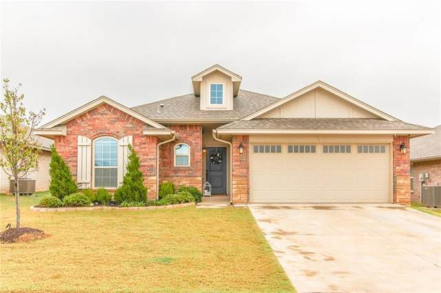 3907 Wiltshire Drive, Norman, OK 73026 (MLS #932612) :: The Oklahoma Real Estate Group