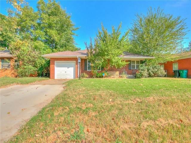 4211 NW 19th Street, Oklahoma City, OK 73107 (MLS #932628) :: Homestead & Co