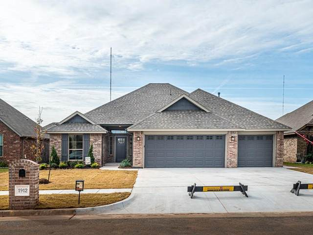 1912 NE 26th Street, Moore, OK 73160 (MLS #932636) :: ClearPoint Realty