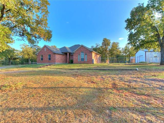 10002 156th Street, Lexington, OK 73051 (MLS #932637) :: Homestead & Co