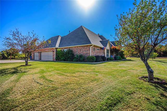 1003 W Lakeview Drive, Guthrie, OK 73044 (MLS #932656) :: Homestead & Co