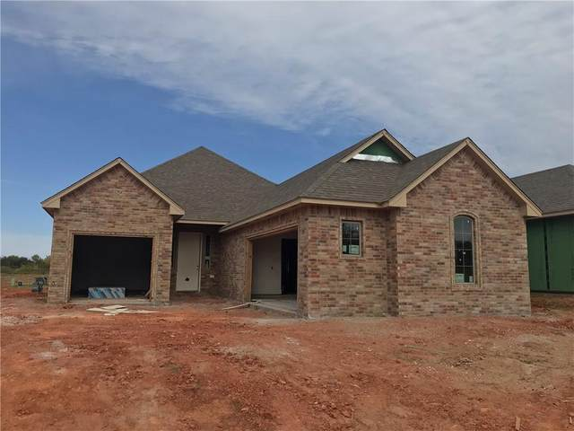 7209 NW 152nd Street, Edmond, OK 73013 (MLS #932659) :: Homestead & Co