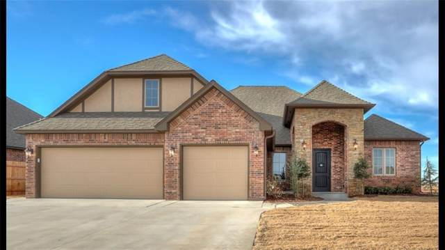 3921 Acoma Dr. Drive, Moore, OK 73160 (MLS #932669) :: ClearPoint Realty