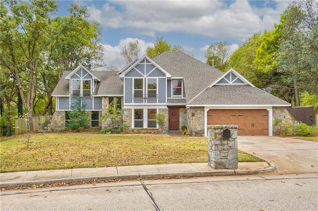 400 Timberdale Terrace, Edmond, OK 73034 (MLS #932688) :: Keri Gray Homes