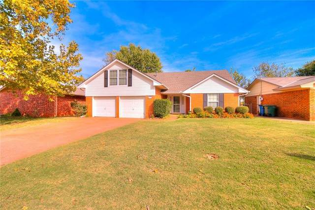 1912 N Michael Drive, Edmond, OK 73013 (MLS #932701) :: Homestead & Co