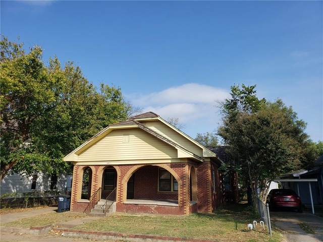527 N Park Avenue, Shawnee, OK 74801 (MLS #932714) :: Homestead & Co
