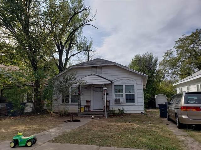 1016 N Beard Avenue, Shawnee, OK 74801 (MLS #932715) :: Homestead & Co