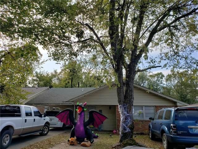 608 S Pottenger Avenue, Shawnee, OK 74801 (MLS #932716) :: Homestead & Co