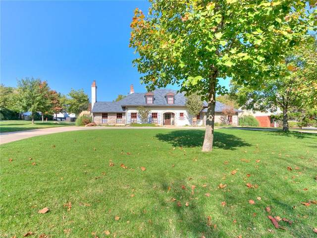1819 Drury Lane, Nichols Hills, OK 73116 (MLS #932734) :: Homestead & Co