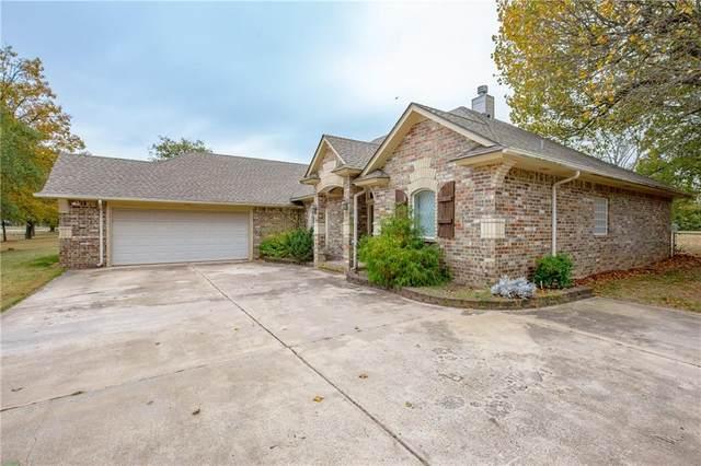 16800 Santa Fe Drive, Choctaw, OK 73020 (MLS #932747) :: Homestead & Co