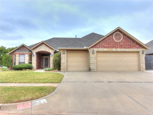 8517 NW 112th Street, Oklahoma City, OK 73162 (MLS #932749) :: Homestead & Co