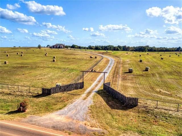 18670 Highway 39 Highway, Purcell, OK 73080 (MLS #932753) :: Homestead & Co