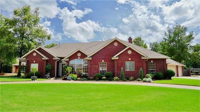 4542 Steeplechase Drive, Norman, OK 73072 (MLS #932757) :: Homestead & Co