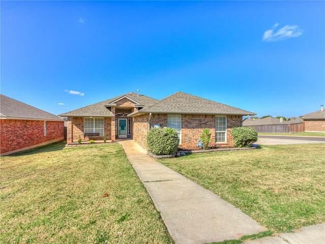 1701 January Place, Moore, OK 73160 (MLS #932761) :: Homestead & Co