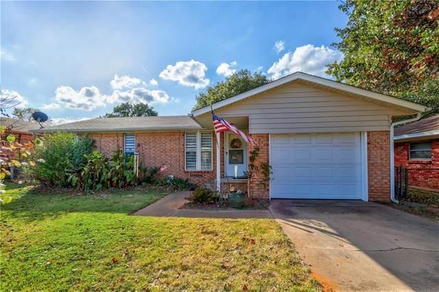 709 Sandy Lane, Choctaw, OK 73020 (MLS #932769) :: Homestead & Co