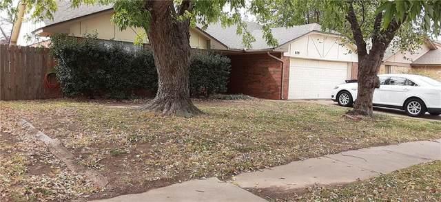829 N Robinson Street, Moore, OK 73170 (MLS #932782) :: Homestead & Co