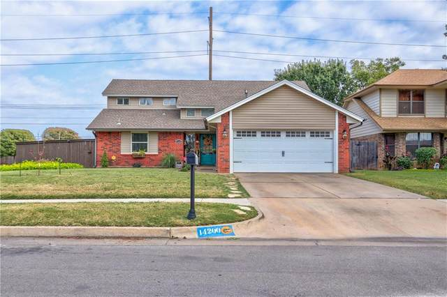14200 S Brent Drive, Oklahoma City, OK 73170 (MLS #932789) :: Homestead & Co