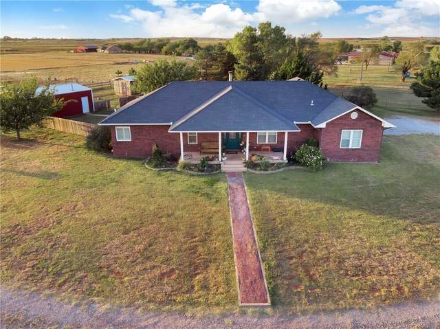 10791 N 1990 Road, Elk City, OK 73644 (MLS #932796) :: ClearPoint Realty