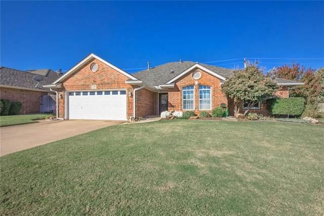 1109 Jannas Trail, Edmond, OK 73012 (MLS #932800) :: Keri Gray Homes