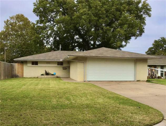 5725 NW 33rd Street, Oklahoma City, OK 73122 (MLS #932814) :: Keri Gray Homes