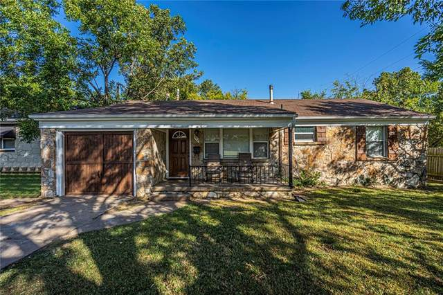 902 Borum Place, Midwest City, OK 73110 (MLS #932825) :: Homestead & Co
