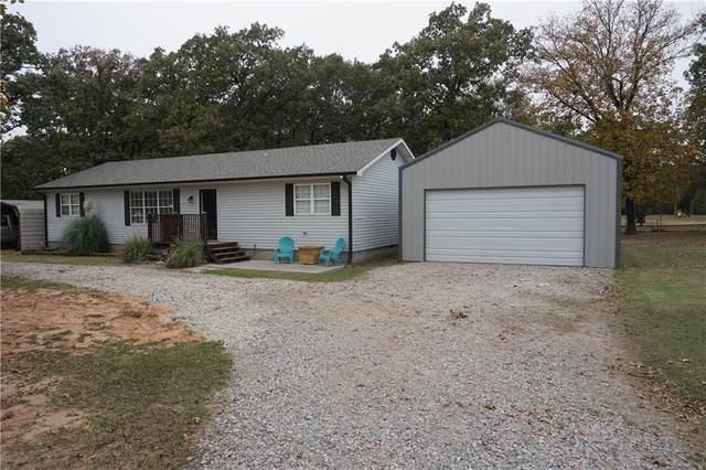 2 Timber Oaks Road, McLoud, OK 74851 (MLS #932837) :: Homestead & Co