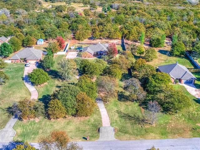 13400 Hedy Avenue, Newalla, OK 74857 (MLS #932839) :: Homestead & Co