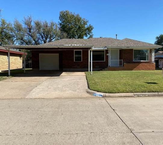 2404 N Thornton Drive, Midwest City, OK 73110 (MLS #932860) :: Homestead & Co