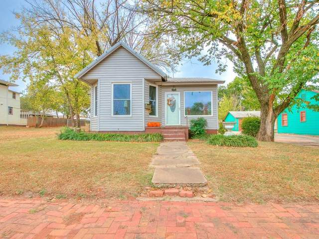 915 E Noble Avenue, Guthrie, OK 73044 (MLS #932864) :: Homestead & Co
