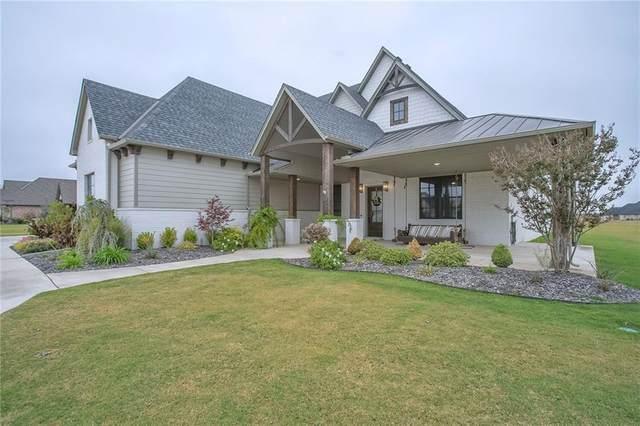 2353 NW 220th Terrace, Edmond, OK 73025 (MLS #932889) :: Keri Gray Homes