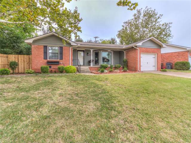 2304 Gladstone Terrace, Oklahoma City, OK 73120 (MLS #932899) :: Homestead & Co