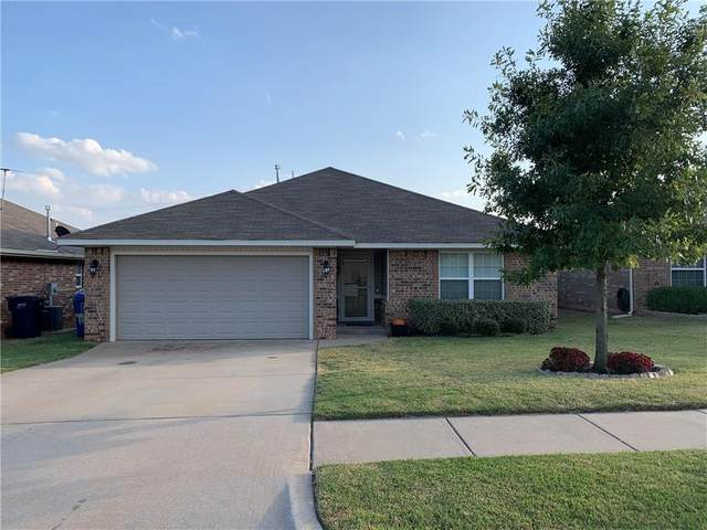824 NW Crown Heights Lane Lane, Purcell, OK 73080 (MLS #932911) :: Homestead & Co