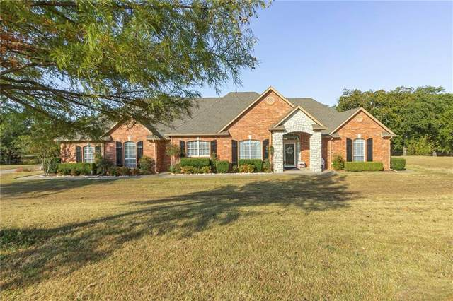 1905 Four Lakes Drive, Blanchard, OK 73010 (MLS #932913) :: Homestead & Co