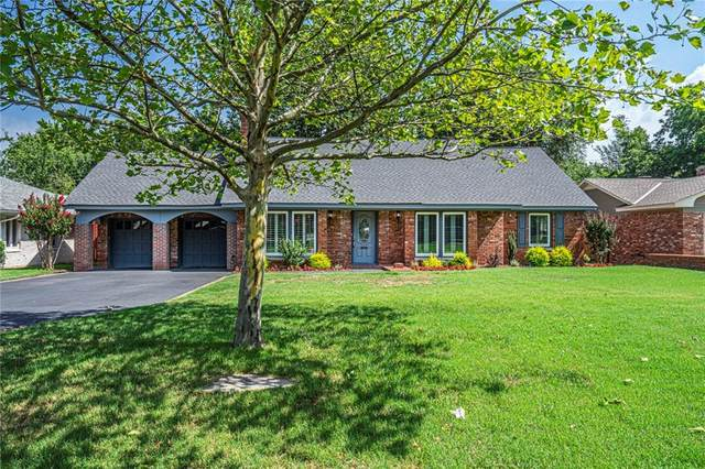 1819 Drakestone Avenue, Nichols Hills, OK 73120 (MLS #932920) :: The UB Home Team at Whittington Realty