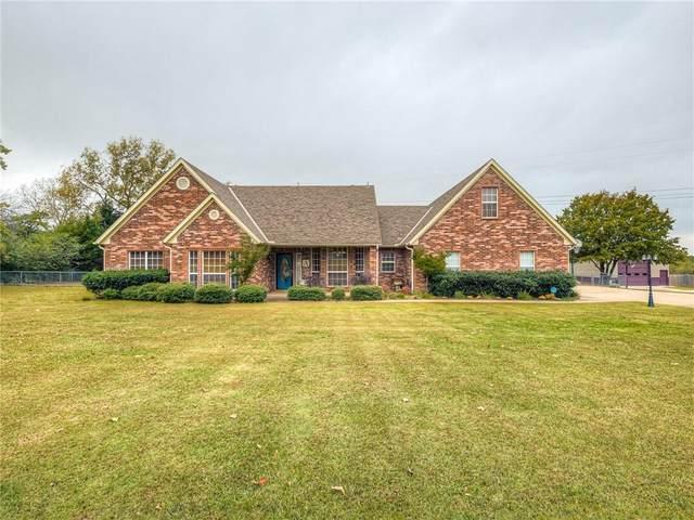 965 Choctaw Vista, Choctaw, OK 73020 (MLS #932934) :: Homestead & Co
