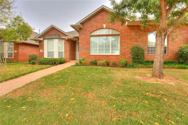 15504 N Swallowtail Street, Edmond, OK 73013 (MLS #932936) :: Keri Gray Homes