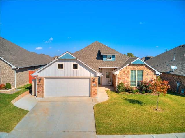 6405 NW 159th Street, Edmond, OK 73013 (MLS #932943) :: Homestead & Co