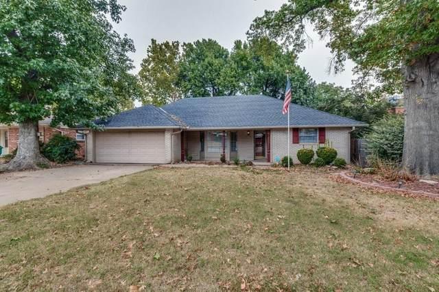 5005 NW 25th Street, Oklahoma City, OK 73127 (MLS #932945) :: Keri Gray Homes