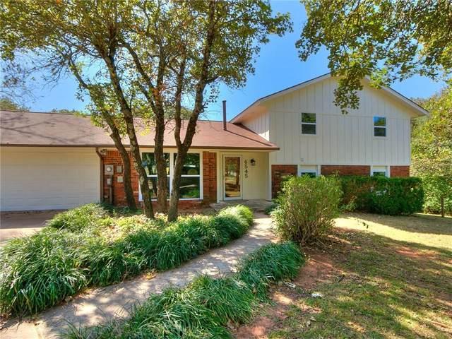 6545 Raintree Drive, Oklahoma City, OK 73150 (MLS #932950) :: Homestead & Co